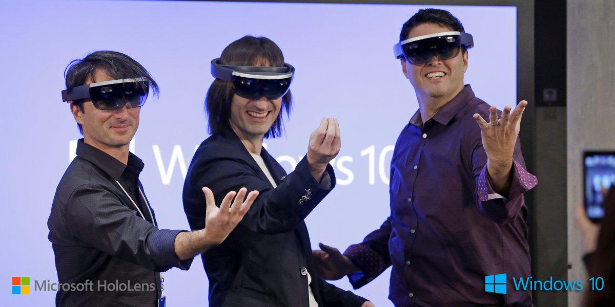 Microsoft Windows 10′u Tanıttı, Aklımız HoloLens'te Kaldı!