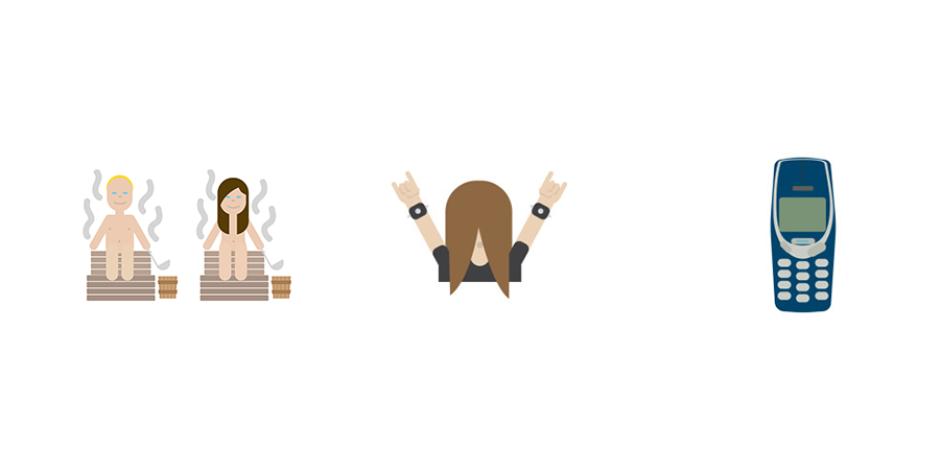 finlandiya emoji 940x470 Kendi Emojilerini Üreten Finlandiyaya Karşı, %100 Yerli Türk Emojileri!